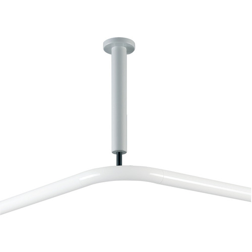 Hafele 988.95.722 Ceiling Support for Shower Curtain Rod