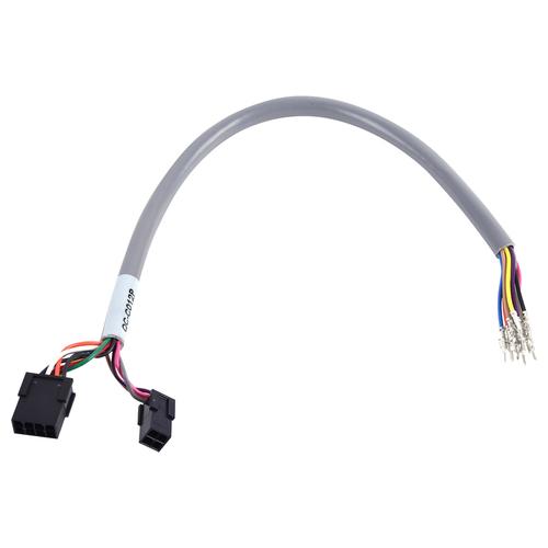 McKinney QC-C012P Wire Harness 8 & 4 Plug 12 Wire 12in