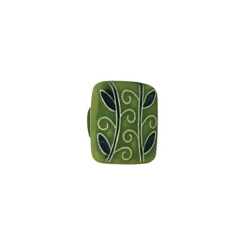 Acorn PS4YP Large Square Ceramic Knob