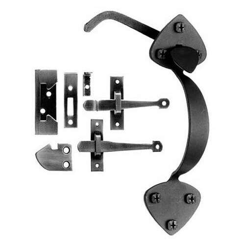 Acorn AT7BR Rim Latch for Interior and Light Exterior Doors