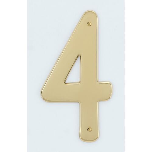 A'dor HN3.4 House Number 3-1/2