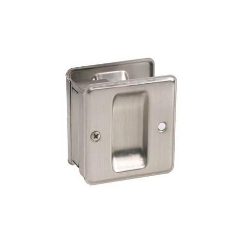 A'dor SP1 Sliding Door Pull, Satin Nickel