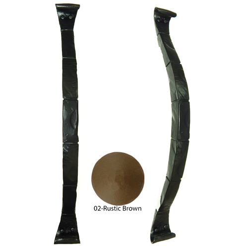 Agave Ironworks PU048-02 Arco Grande Arch Pull