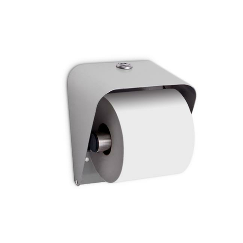 AJW U803 Single Hooded Toilet Tissue Dispenser - Surface Mounted - Non-Controlled