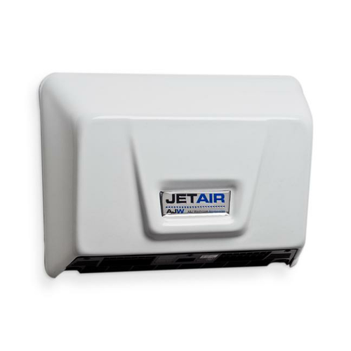 AJW U1511EA Automatic ADA Compliant Hand Dryer, Universal Voltage - Surface Mounted