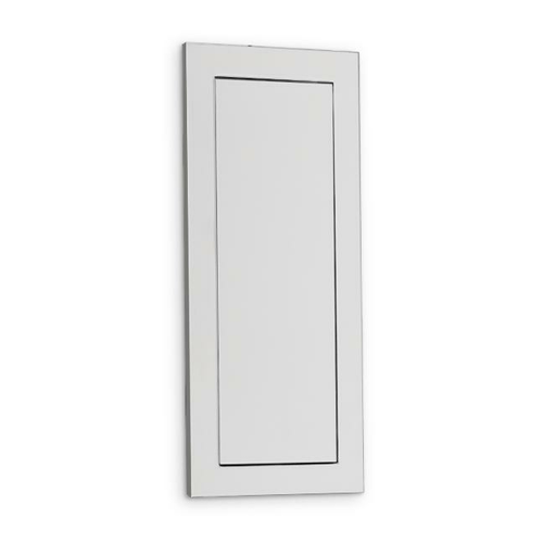 AJW U477 Push Panel Waste Door - Vanity Mounted
