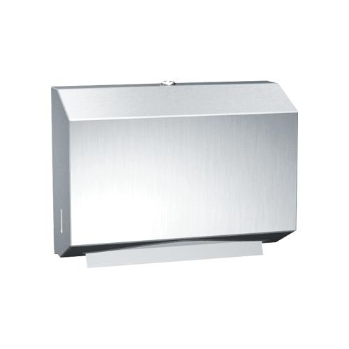 ASI 0215 Paper Towel Dispenser - Multi, C-Fold - Surface Mounted