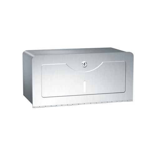 ASI 0245-SS Paper Towel Dispenser - Single Fold - Surface Mounted