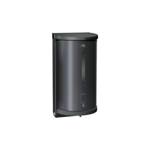 ASI 0362-41 Soap Dispenser – Automatic – 30 Oz. Matte Black – Surface Mounted