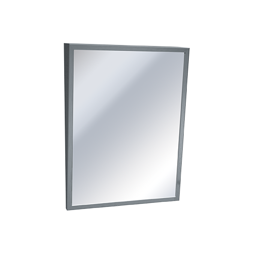 ASI 0535-1630 Mirror - Fixed Tilt, Stainless Steel Frame16