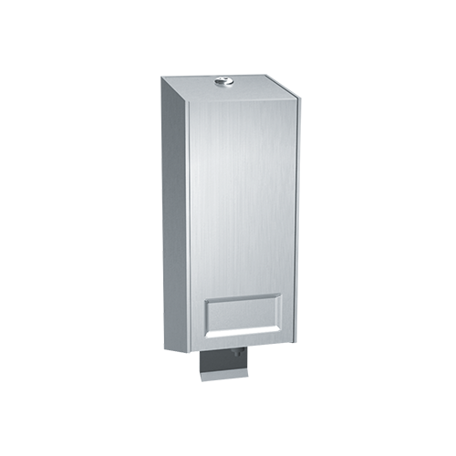 ASI 5001-SS Disposa-valve Soap Dispenser, Stainless Steel – Surface Mounted