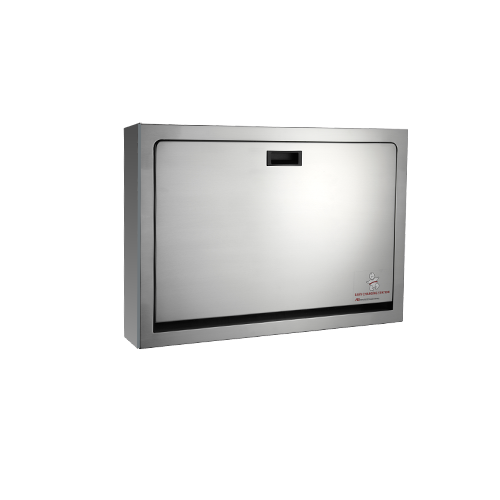 ASI 9013-9 Baby Changing Station – Stainless Steel Surface Mounted