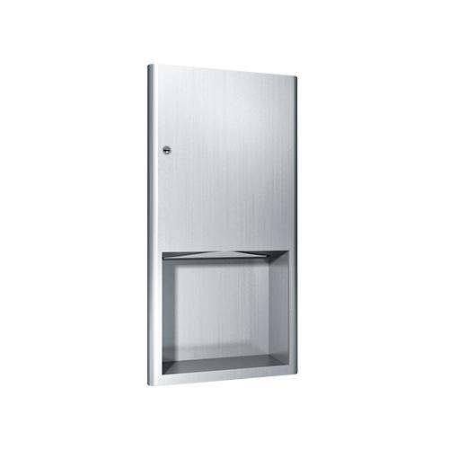 ASI 9452 Profile Collection Paper Towel Dispenser – Recessed