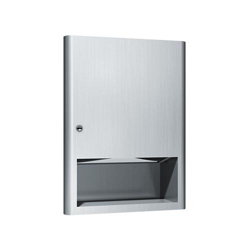 ASI 9457 Profile Collection Paper Towel Dispenser – Recessed