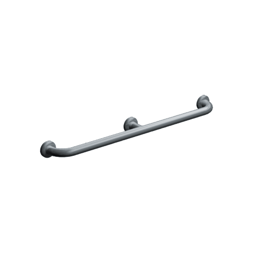 ASI 3802-48 Straight Grab Bar With Intermediate Support 48""
