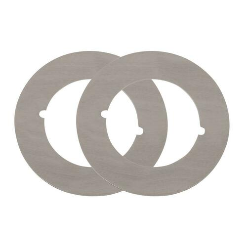 First Watch 1170 Adapter or Trim Plate, Polished Brass