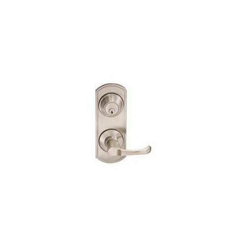 BHP IC55415SNLT Twin Parks Interconnect Left Handed, Satin Nickel