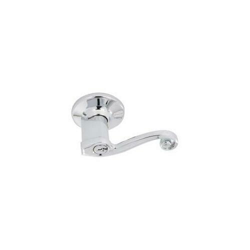 BHP 35588CHRT South Beach Right Handed Keyed Entry Lever, Chrome