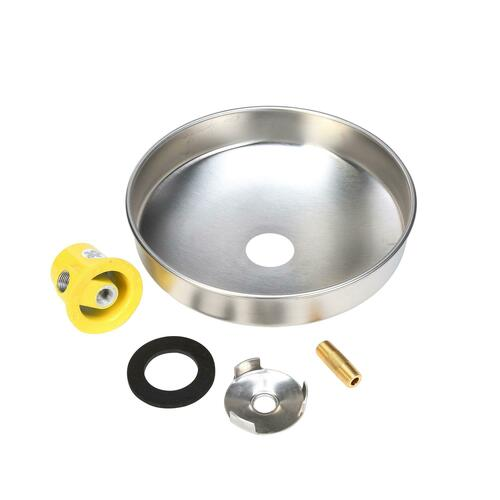 Bradley S90-094 Stainless Steel Bowl Assembly for Drench Shower