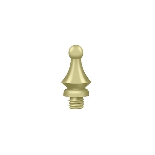 Deltana DSWT3-UNL Windsor Tip, Unlacquered Brass