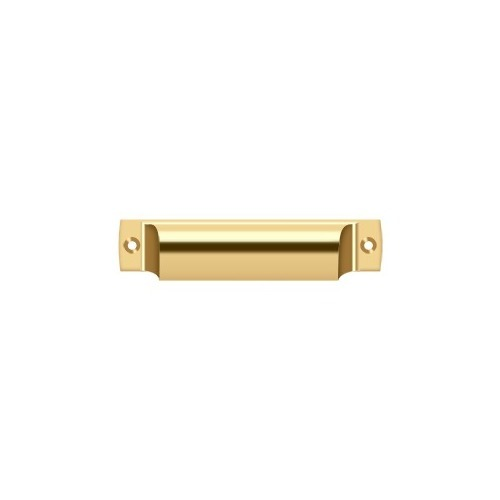 Deltana SHP40CR003 Rectangular Shell Pull 4