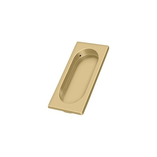 Deltana FP4134U4 Flush Pull, Large, 3-7/8
