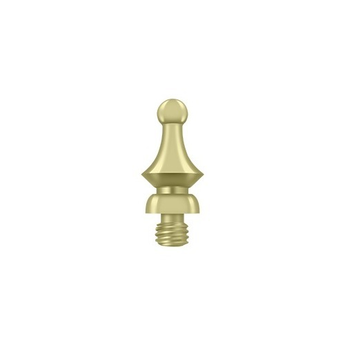 Deltana CHWT3-UNL Windsor Tip, Unlacquered Brass