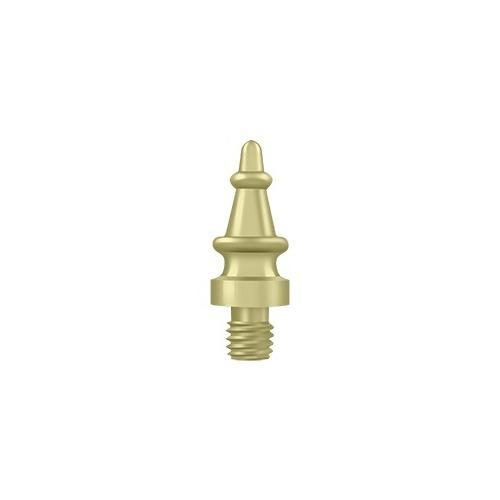 Deltana CHST3-UNL Steeple Tip, Unlacquered Brass