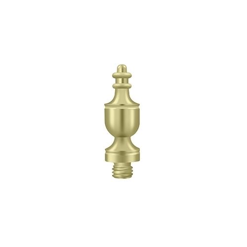 Deltana DSUT3-UNL Urn Tip, Unlacquered Brass