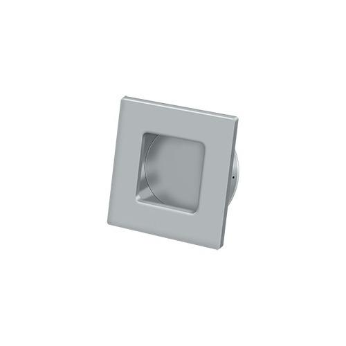 Deltana FPS234U26D Flush Pull, Square, HD, 2-3/4