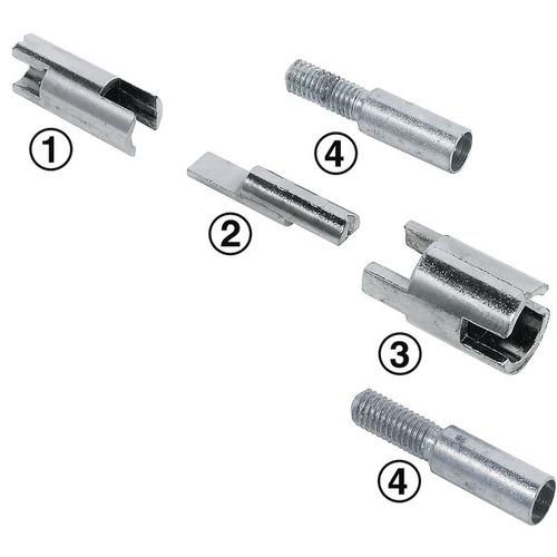 Hafele 231.14.950 Extension Set for Mastercombi Locker Lock