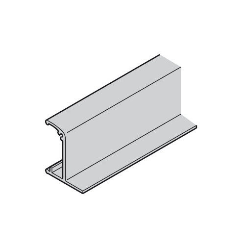 Hafele 940.43.620 Clip panel for running track for integration in suspended ceilings