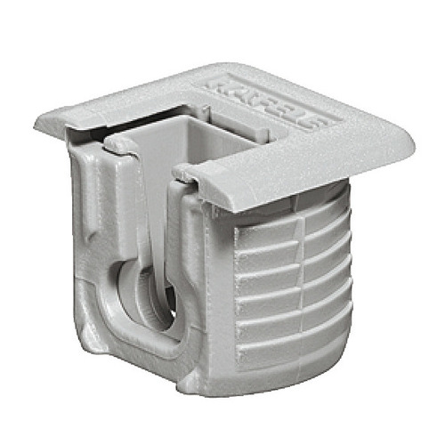 Hafele 262.34.502 Connector Housing for Shelf Thickness from 19 mm