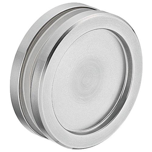 Hafele 981.10.048 Flush Pull Handle for Glass Sliding Doors