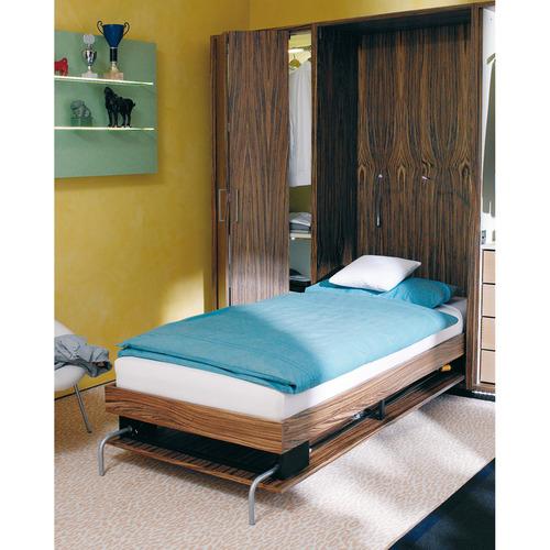 Hafele 271.95.203 Foldaway Bed Fitting Set for Lengthwise Mounting
