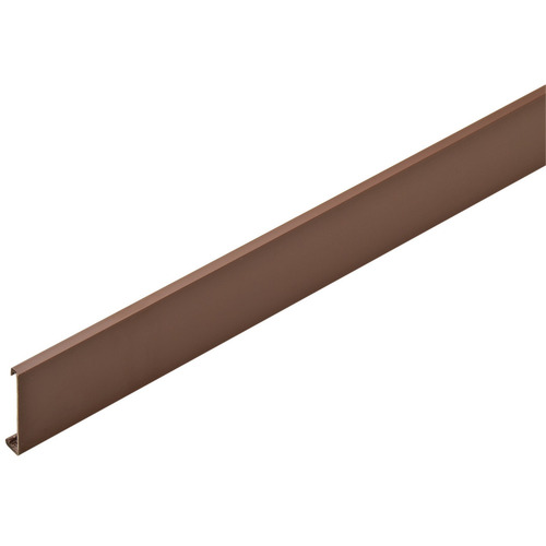 Hafele 290.12.180 Wall Rail Cover Strip for Wall Rail
