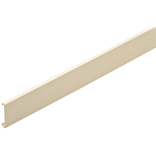 Hafele 290.12.481 Wall Rail Cover Strip for Wall Rail
