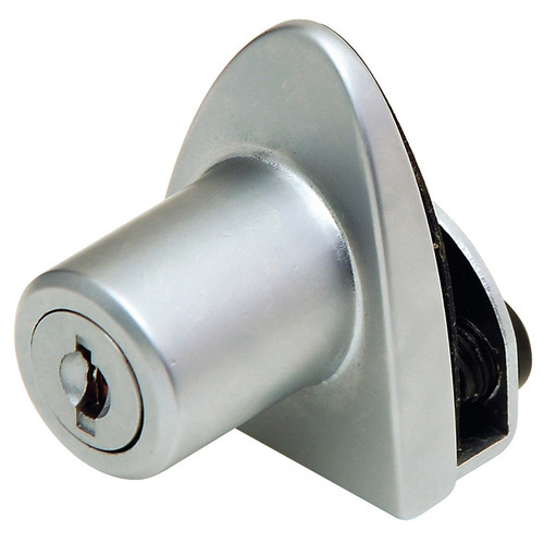 Hafele 233.54.901 Single Door Lock for Glass Door