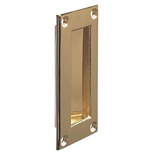 Hafele 910.37.035 Flush Pull for Sliding Doors