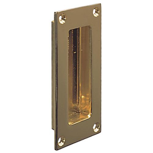 Hafele 910.37.085 Flush Pull for Sliding Doors