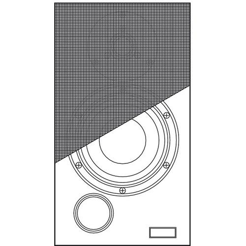 Hafele 811.07.300 Speaker/Acoustical Cloth