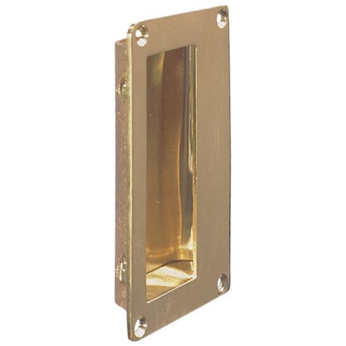 Hafele 910.37.071 Flush Pull for Sliding Doors