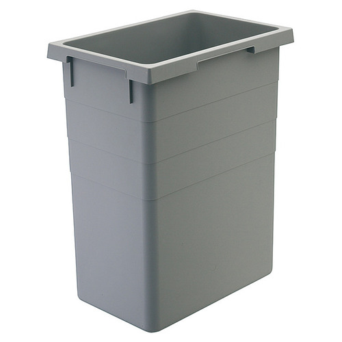 Hafele 502.73.992 38 Liter Replacement Waste Bin for Hailo Euro and Easy Cargo Pull Out Units