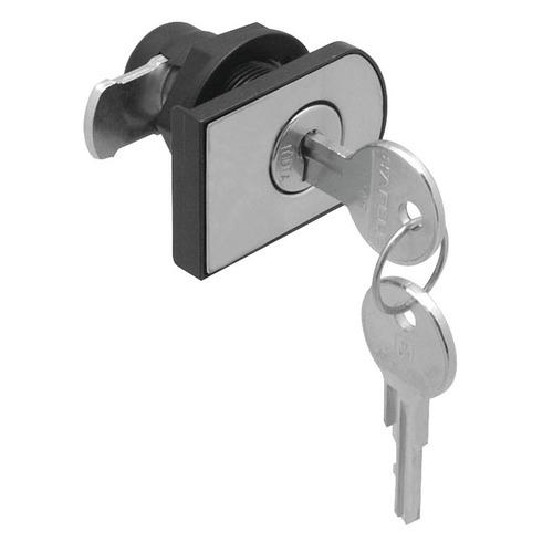 Hafele 233.17.800 Glass Door Lock