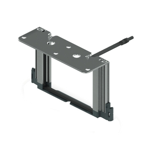 Hafele 553.00.350 Frame Set for Top Fixing for Sensomatic Electro Mechanical Openint System