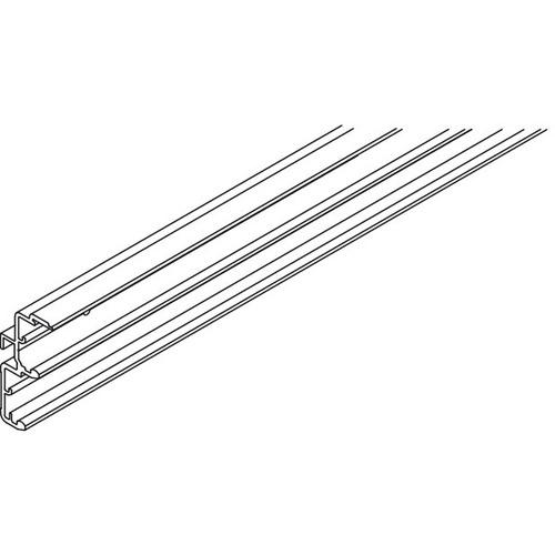Hafele 401.57.026 Double Guide Track