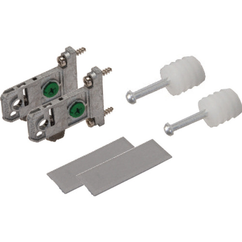 Hafele 550.47.352 Adapter Set for Grass Vionaro Drawer System for 185 mm (7-1/4