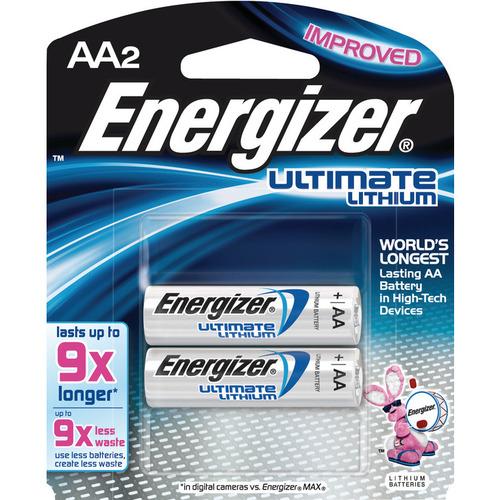 Hafele 910.54.941 Energizer E2 Ultimate Battery