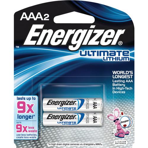 Hafele 910.54.943 Energizer E2 Ultimate Battery