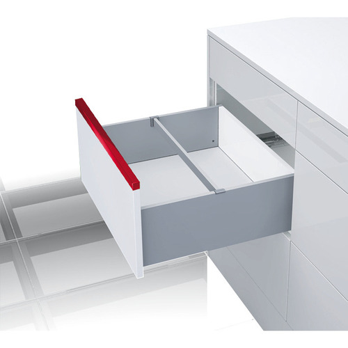Hafele 550.46.579 Cross Divider Rail - Cut to Length for Vionaro Drawer Systems
